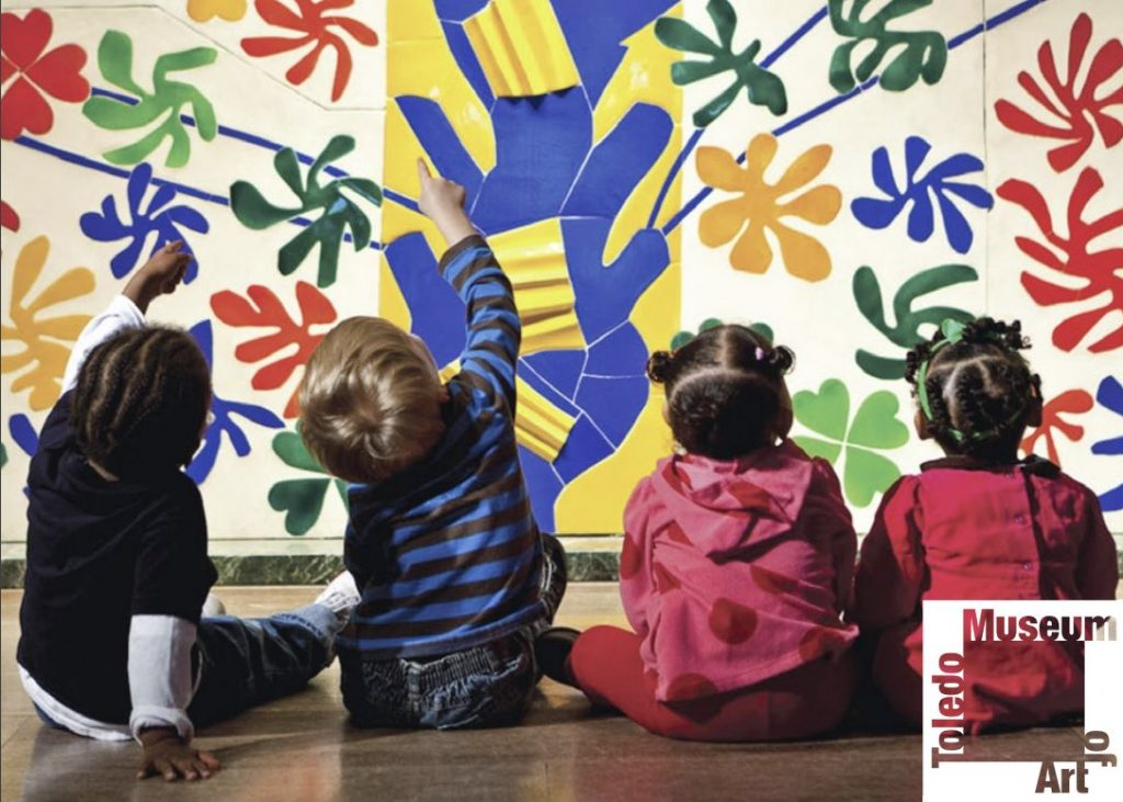 M is for Matisse: ABCs of Art with Toledo Museum of Art