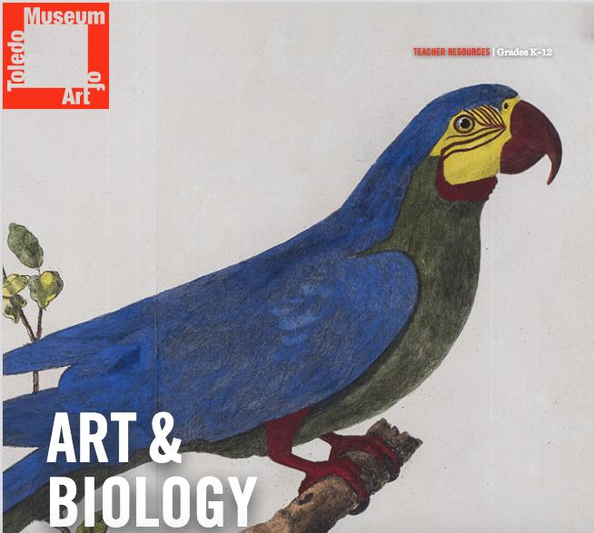 Art and Biology: Teacher Professional Development Resource